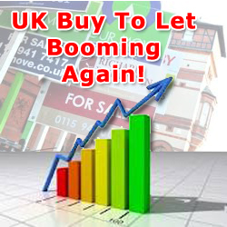 Significant Growth Of Buy To Let Mortgage Lending