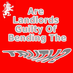 1 In 10 Landlords Bend Truth When Applying For Landlord Insurance