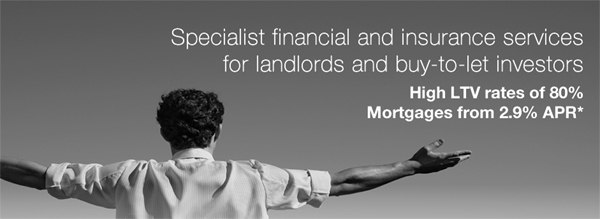 Good news for property investors expanding UK rental portfolios using buy to let mortgages