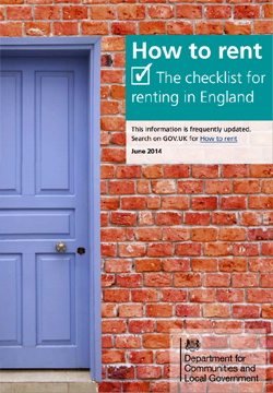 How To Rent Guide Launched By Government