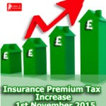 Insurance Premium Tax Rise Due On 1st November 2015