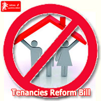 Revenge Eviction Bill Fails To Progress Through Parliament Due To Technicality