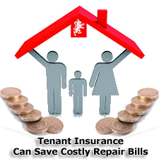 Specialist Tenant Insurance Saves Costly Repair Bills