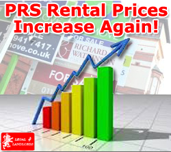 Rental Prices Continue To Rise As Tenant Demand Still Exceeding Property Supply