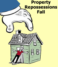 Property Repossessions At Five-Year Low