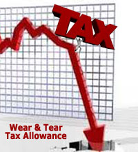 Removal Of Wear And Tear Tax Allowance Doesn't Have To Mean Landlords Face Property Losses