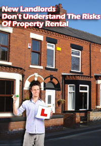 New Landlords Don't Always Understand The Risks They Are Taking