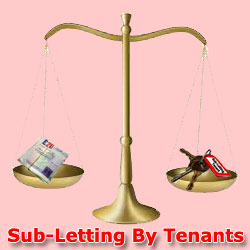 Landlords And Letting Agents Can Stop Tenants Sub Letting